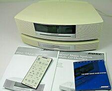 BOSE Wave Music System AWRCC2 Radio / CD Player & 3-CD Changer