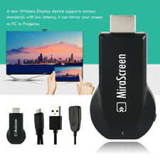 1080P Wireless WIFI MiraScreen Display TV Dongle Miracast Airplay HDMI Receiver