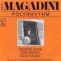 Pete Magadini - Polyrhythm [New CD]