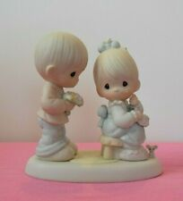 """Precious Moments """"My Love Blooms For You"""" #521728 - Mint in original box."""
