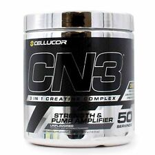 Cellucor CN3 Unflavored (50srv) Creatine for strength and muscle recovery