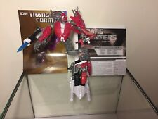 Transformers Arcee Dark Of The Moon Deluxe Class❗️RAR❗️