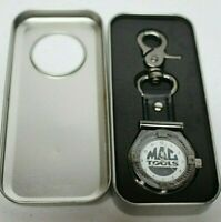 NEW! Mac Tools Clip-On Watch FOB - Collectors Edition w/ Metal Case -  Rare