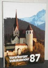 Vorarlberger Volkskalender 87