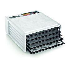 Excalibur 5 Tray Dehydrator White 4500