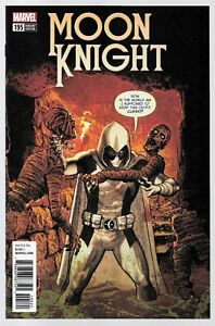 Moon Knight #188 - 198 (01/2018) Vol. 9 Marvel Comics Select an Issue
