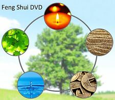Learn how to create good feng shui , on a instructional dvd