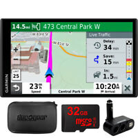 Drivesmart 65T GPS Navigator + 32GB Universal Bundle with Case