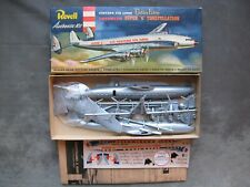 "REVELL LOCKHEED SUPER ""G"" CONSTELLATION S Kit 1956"