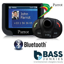Parrot MKI9200 Advanced Bluetooth Hands-Free Car Kit with iPod  iPhone Streaming