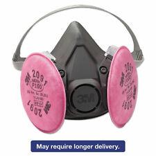 3m Half Facepiece Respirator 6000 Series Reusable 6291