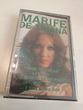 Jazz MARIFE DE TRIANA ...(nuevo precintado)   CINTA TAPE CASSETTE  SPAIN