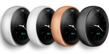 Google - Nest Learning Smart Thermostat - 3rd Generation - 5 Colors