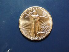 1990 One Half Ounce GOLD AMERICAN EAGLE BETTER DATE $25 Coin PRICED TO SELL!