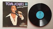 Ref1000 Vinyle 33 Tours Tom Jones Live At Caesars Palace