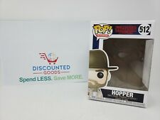 Stranger Things Hopper #512 POP Collectible (BOX ONLY) - Fast US Ship