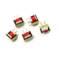 5Pcs Audio 1300 : 8 Ohm EE14 Transformateur POS Machine-transformer TEGS0E