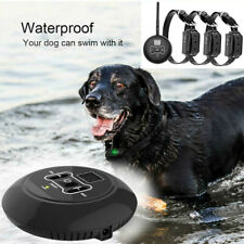 """Wireless Electric 1/2/3 Dog Fence No-Wire Pet Containment System Rechargeable """""""