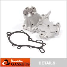 Fit 89-98 Suzuki Sidekick Geo Chevrolet Tracker 1.6L SOHC Water Pump G16KV G16KC