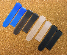 New Rubber Replacement Watch Strap Band For Hublot