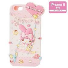 Sanrio Japan My Melody Silicon Soft iPhone 6 Case