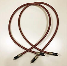ACROLINK 8N-A2080II Analog Interconnect Cable 1.0m XLR USED JAPAN esoteric audio