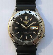 SEIKO VINTAGE SPORTS  DIVER´S 100M  AUTOMATIC wristwatch