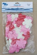 BLUE REEF Petal Flower Ladies Classic Vintage Swimming Hat Red Pink White