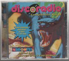 DISCORADIO DISCO RADIO COMPILATION CD F.C. COME NUOVO!!!