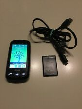 LG Cosmos Touch VN270 - Black (Verizon) Cellular Phone Clear ESN