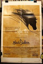 Black Stallion Original Movie Poster 1979 - Fine