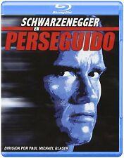 THE RUNNING MAN (1987) **Blu Ray B** Arnold Schwarzenegger