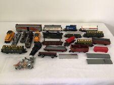 Large Lot of Vintage Marklin Train Cars