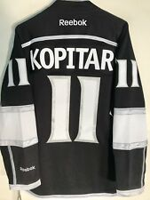 Reebok Premier NHL Jersey Los Angeles Kings Anze Kopitar Black sz S