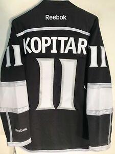 Reebok Premier NHL Jersey Los Angeles Kings Anze Kopitar Black sz S
