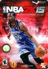 NBA 2K15 PC SPO NEW VIDEO GAME