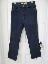 Guess Jeans Low Waist Boot Leg Dark Denim Blue Jeans SZ 29 Cut 51957 LK NU COND
