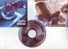 """Victoria WILLIAMS """" Loose """" (CD) 1994 Century Plant..."""