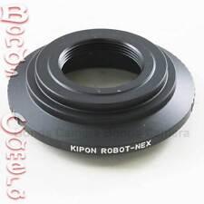Kipon Robot Screw Mount Lens to Sony E mount NEX Adapter A7 A7R NEX-7 5T 6 A6000