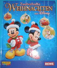 """Sammelalbum von Rewe """"Zauberhafte Weihnachten"""" ( Leer Album ) ohne Sticker"""