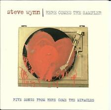 Dream Syndicate STEVE WYNN Here Comes The Sampler 5 TRK PROMO radio DJ Cd single