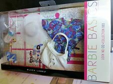 BARBIE BASICS LOOK NR.02 2 Collection 3 003 BASIC ACCESSORY PACK #W3339 NRFB