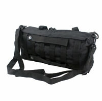 Tactical Molle Pouch Large Capacity Waist Pack bag for Camping Hiking Black