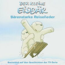 CD Album Piccolo Orso polare Beary Canzoni di viaggio 2005 NOBILE Bambini