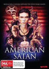 American Satan (DVD, 2018)