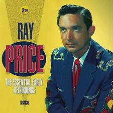Ray Price - The Essential Early Recordings (NEW 2CD)