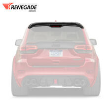 "Rear roof top spoiler for Jeep Grand Cherokee WK2 SRT 2014-2020 ""Renegade"""