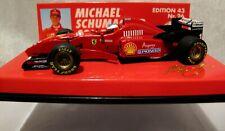 Michael Schumacher 1996 Ferrari F310 Nr No 26 Minichamps 1:43 1/43 Formula 1