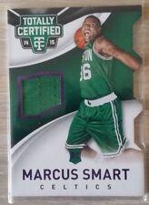 RC 2014-15 Totally Certified Jerseys Purple Die Cuts #81 Marcus Smart/99 Celtics
