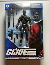 "Hasbro G.I. Joe Classified Series Snake Eyes 6"" Action Figure Unopened"